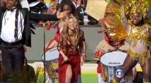 Shakira - Final Copa