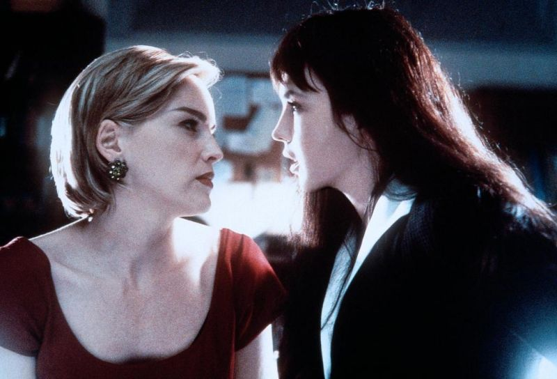 1996 - Com Isabelle Adjani na equivocada versão americana do francês Diabolique