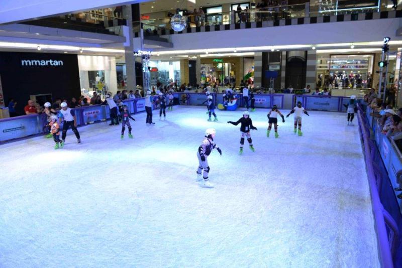 Neste ano, a Anália On Ice vai ser com o tema Disco
