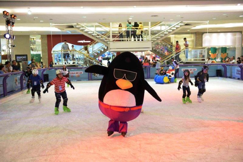 Pista de Patinação Anália On Ice