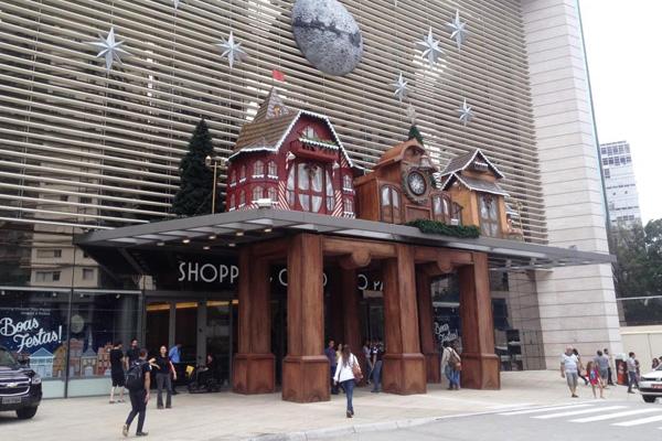 Shopping Cidade de SP
