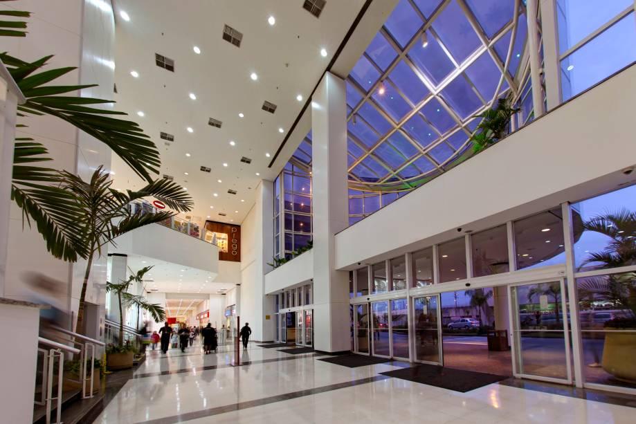 Ambiente do Shopping Metrô Itaquera
