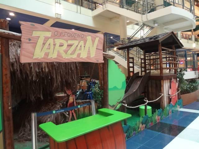Shopping Villa-Lobos - O Pequeno Tarzan