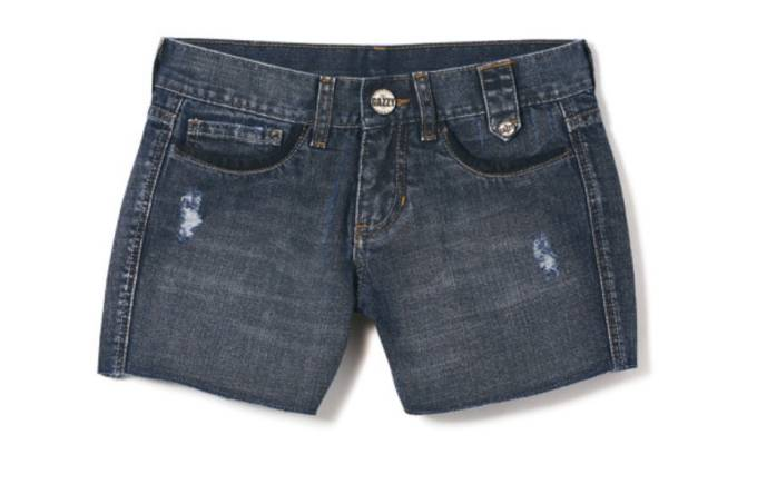 Short jeans, da Gazzy