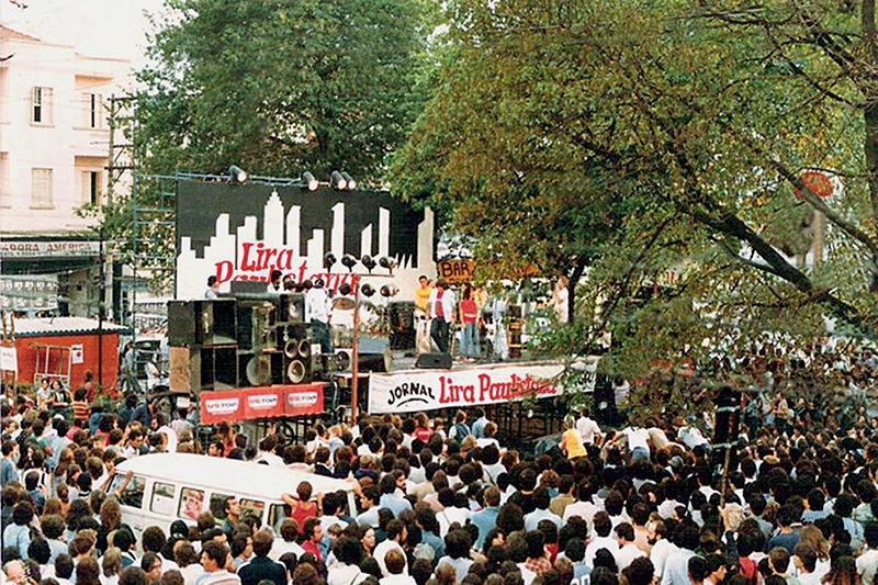 Lira Paulistana e a Vanguarda Paulista: a Praça Benedito Calixto, expansão