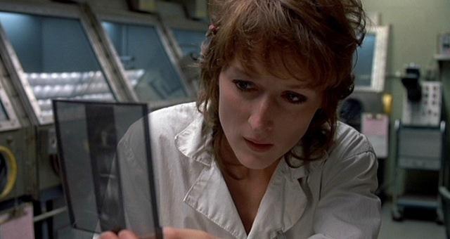 1984 - Silkwood: interpretando uma personagem real