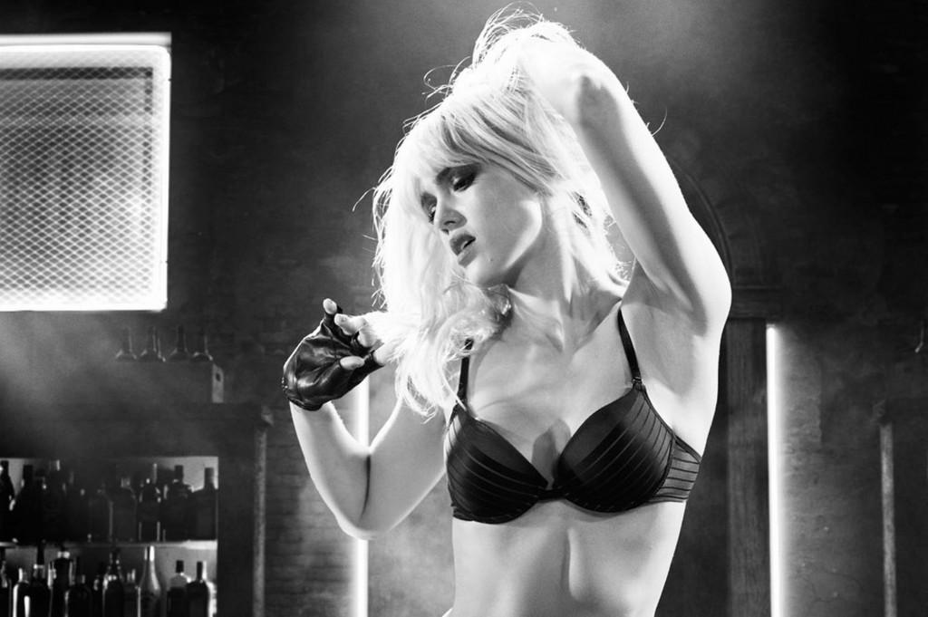 Jessica Alba está em Sin City 2: A Dama Fatal