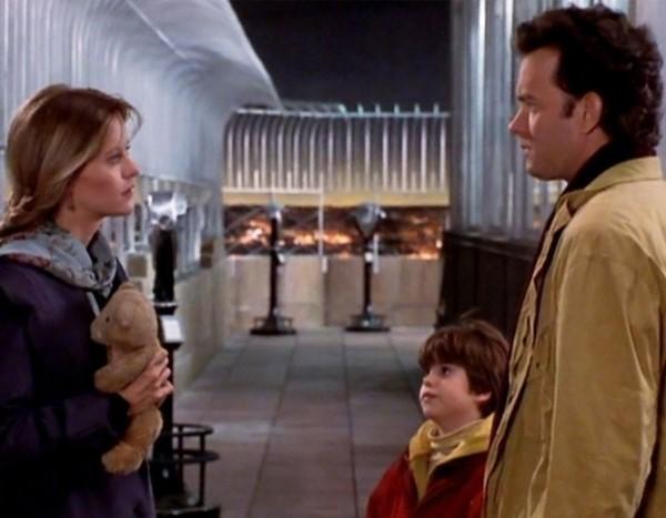 Sintonia de Amor, com Tom Hanks: romance de 1993