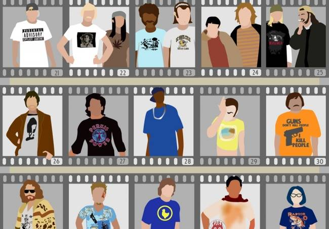 small_movie t-shirt anthology