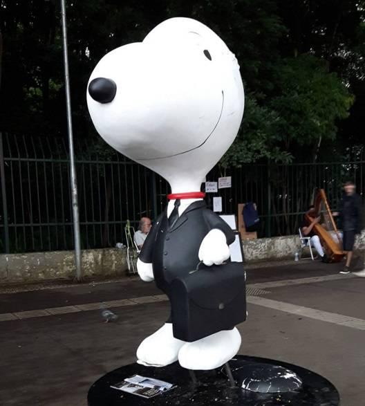 Snoopy na Paulista