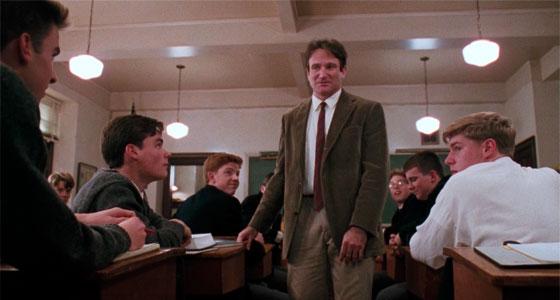 1989 - A segunda indicação ao Oscar veio pelo papel do professor de Sociedade dos Poetas Mortos