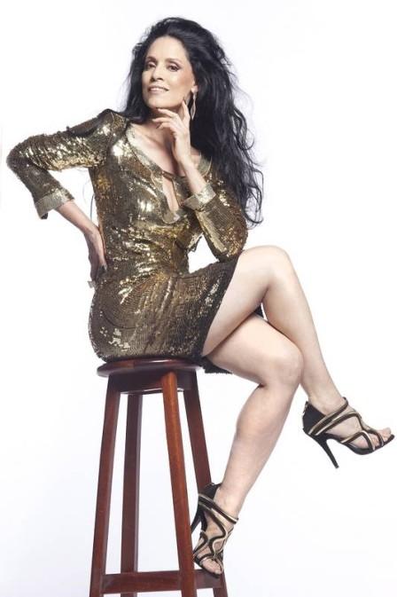 """A"""", diz Sonia Braga, linda e sexy aos 65 anos de idade"""