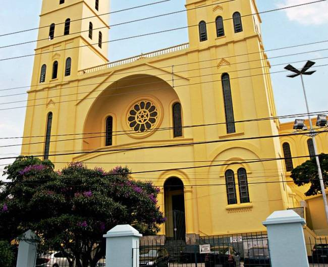 Igreja da Penha - Especial 459 anos