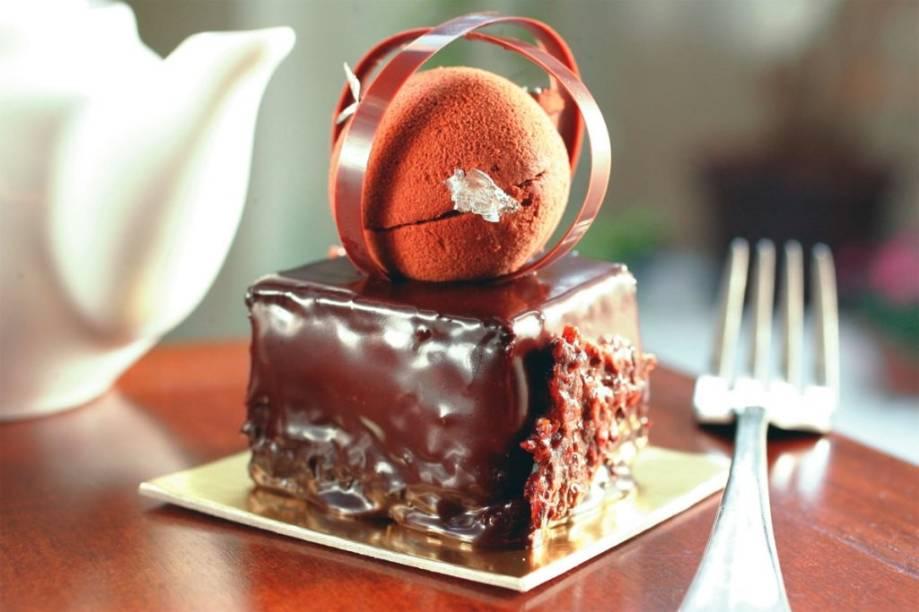 Intensamente cacau: escultura em chocolate