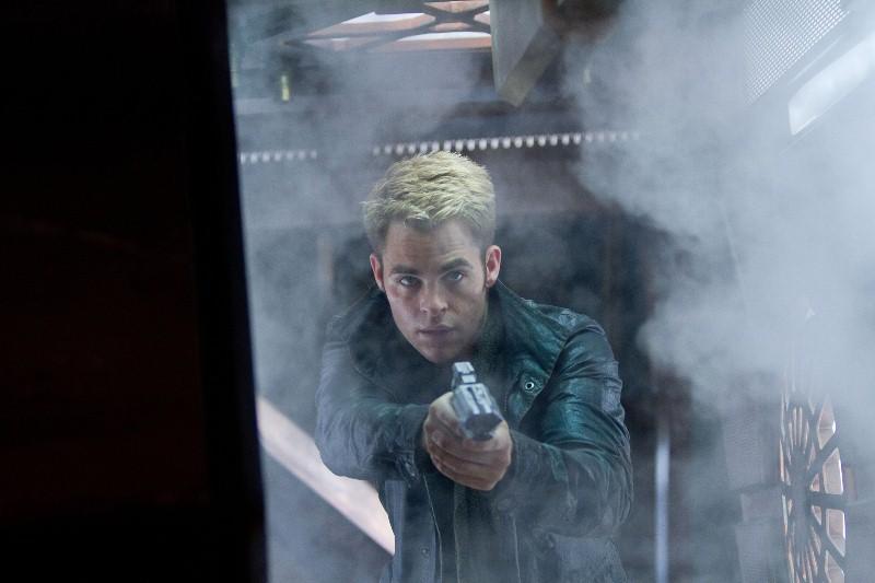Além da Escuridão - Star Trek: o personagem James T. Kirk