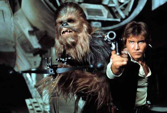 Star Wars - Episódio IV: Uma Nova Esperança: de volta ao cinema