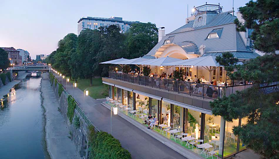 Steirereck: em um dos mais charmosos parques de Viena