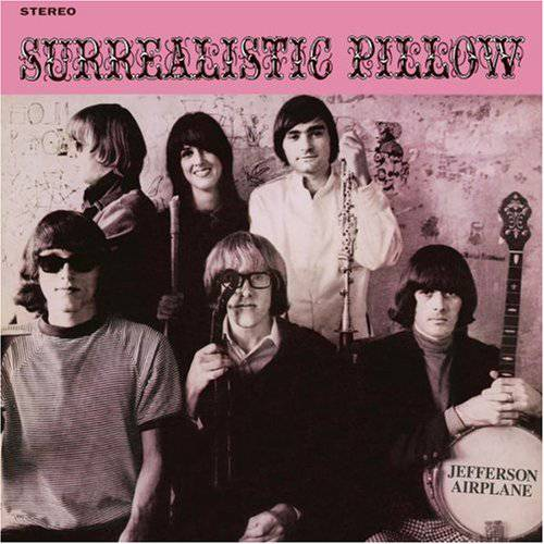 Surrealistic Pillow - Jefferson Airplane_1967