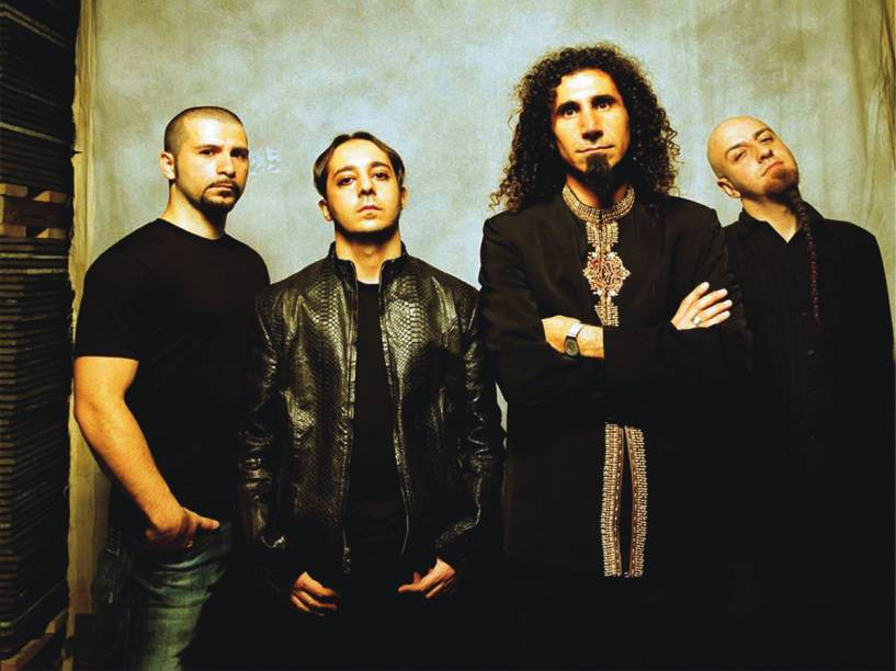 System of a Down, o grupo californiano