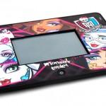 Tablet Monster High: custa mais barato no Armarinhos Fernando (R$ 79,00)