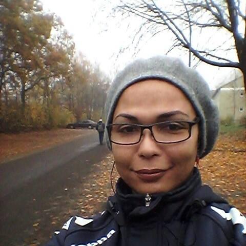 Talita Oliveira buscou refúgio na Alemanha para se proteger de ameaças de evangélicos e de militantes do movimento LGTB (Foto: Reprodução Facebook)