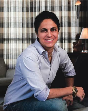Thammy: estreia como atriz em horário nobre na Globo (Foto: Mario Rodrigues)