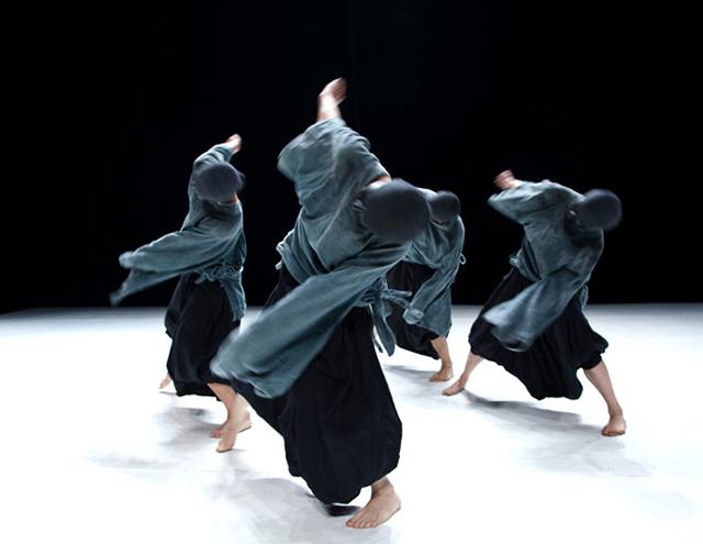 Espetáculo 4 e 5, por TAO Dance Theater
