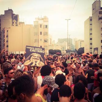 O bloco Tarado Ni Você faz homenagem a Caetano Veloso no dia 14, no Centro (Foto: Divulgação)