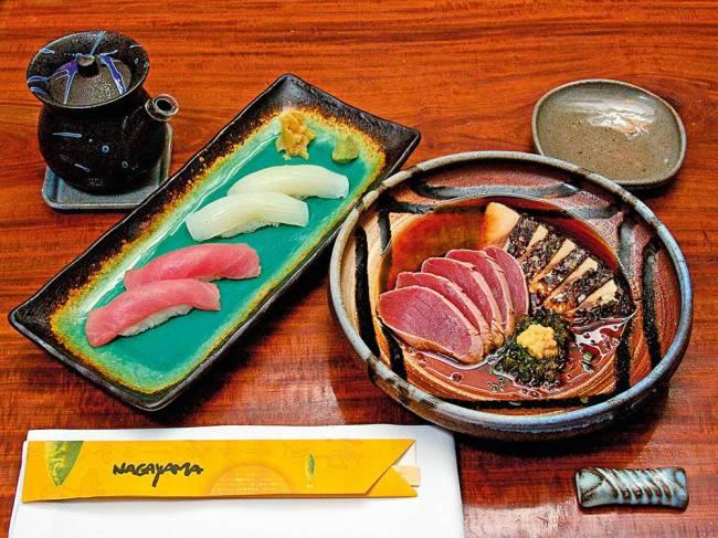Nagayama - tataki de atum