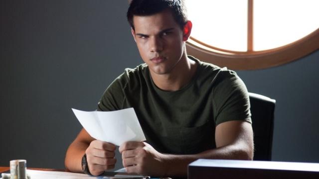 Taylor Lautner, de 'Crepúsculo', entrou para o elenco de 'Scream Queens'