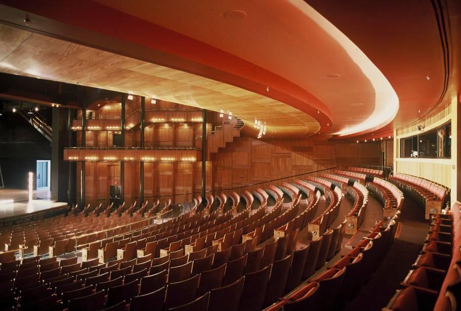 Sala do Teatro Alfa