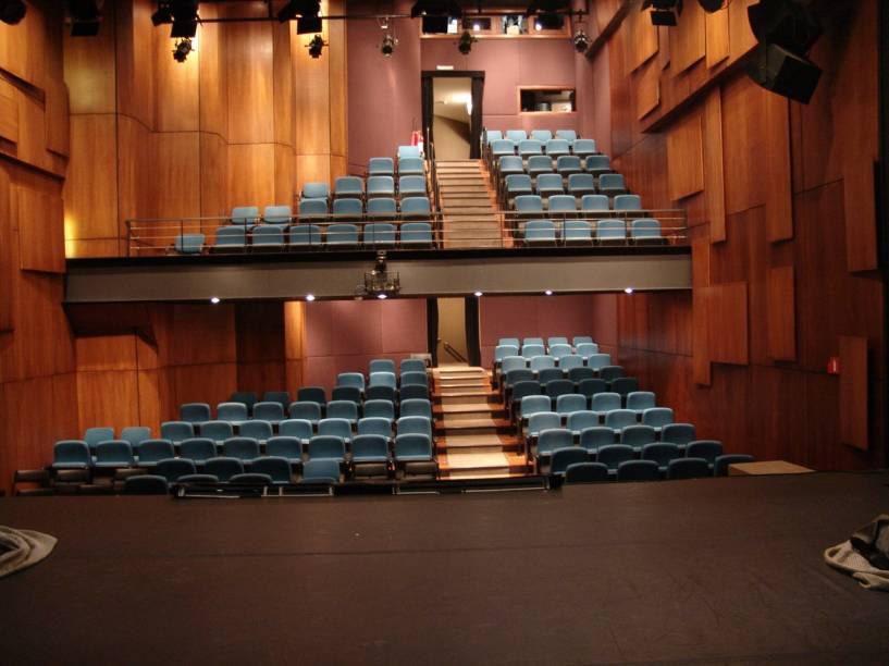 Teatro do CCBB: 125 lugares