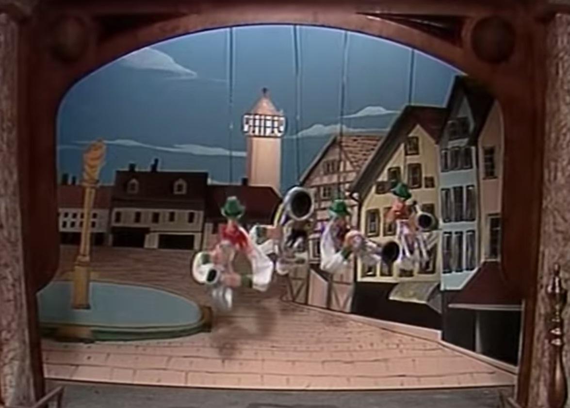 Teatro de Marionetes - Castelo Rá-Tim-Bum