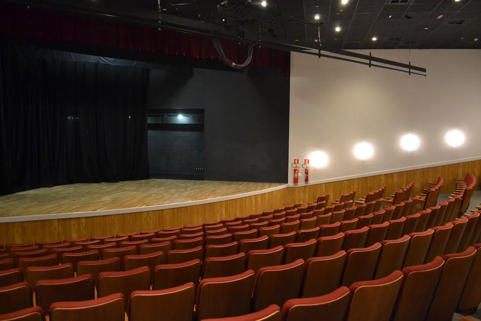 Teatro Raposo - Sala Irene Ravache:  plateia acomoda 252 pessoas (Foto: Divulgação)