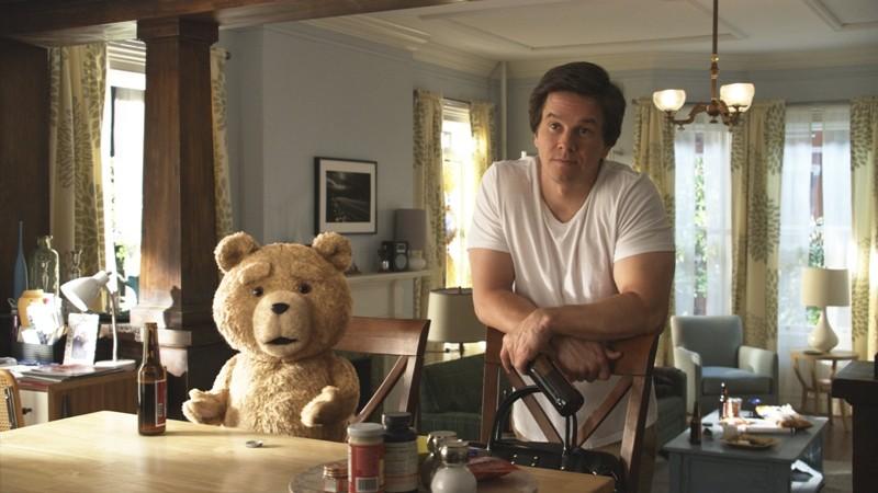 Ted: comédia para adultos traz um solteiro que precisa se livrar de seu urso de infância