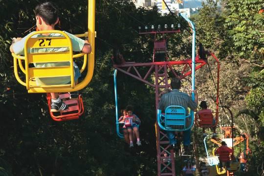 Parque Cidade da Criança, em São Bernardo - ESPECIAL BAIRROS - 2232a
