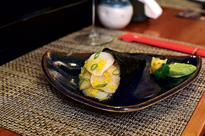 São Paulo-Tokyo Temaki & Sushi