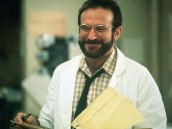 1990 - Em Tempo de Despertar, Williams interpretou um médico