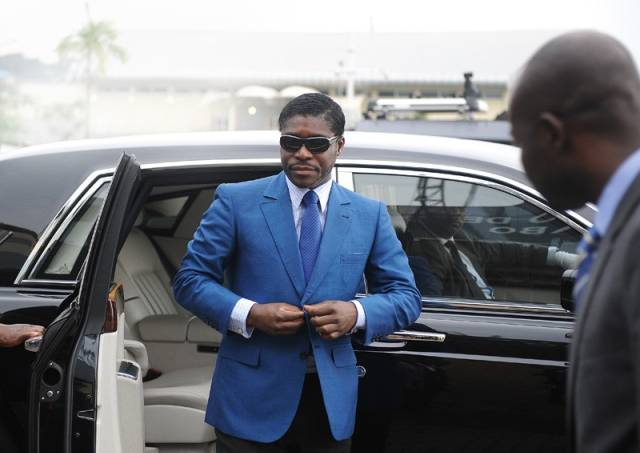 EGUINEA-POLITICS-GOVERNMENT-TEODORIN-BIRTHDAY