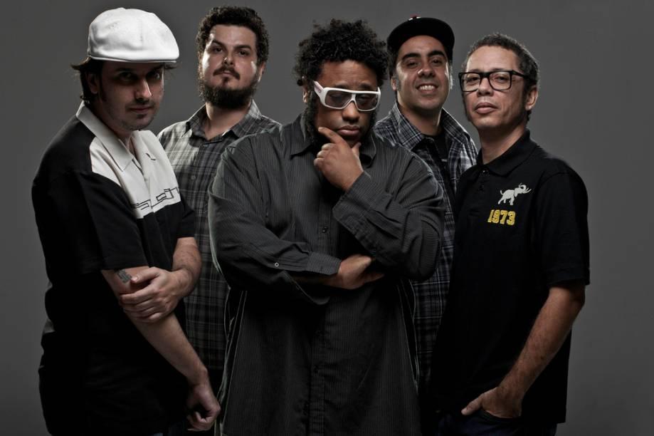 BNegão e os Seletores de Frequência: repertório do disco Sintoniza Lá (2012), às 16h15 no Palco Terra