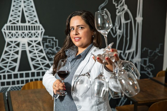 Marina Bertolucci, do Canaille (Foto: Leo Martins)