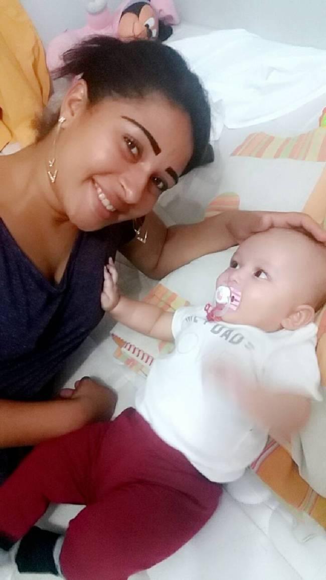 Thais Marina Beatriz Bahia bebê higienópolis