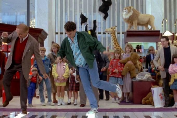A FAO Schwarz serviu de inspiração para a loja de brinquedo do filme – nos anos 80, Tom Hanks tornou célebre a cena em que aparece tocando o piano gigante em Quero Ser Grande