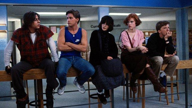 Clube dos Cinco (1985) – 1, 2 e 5 de agosto