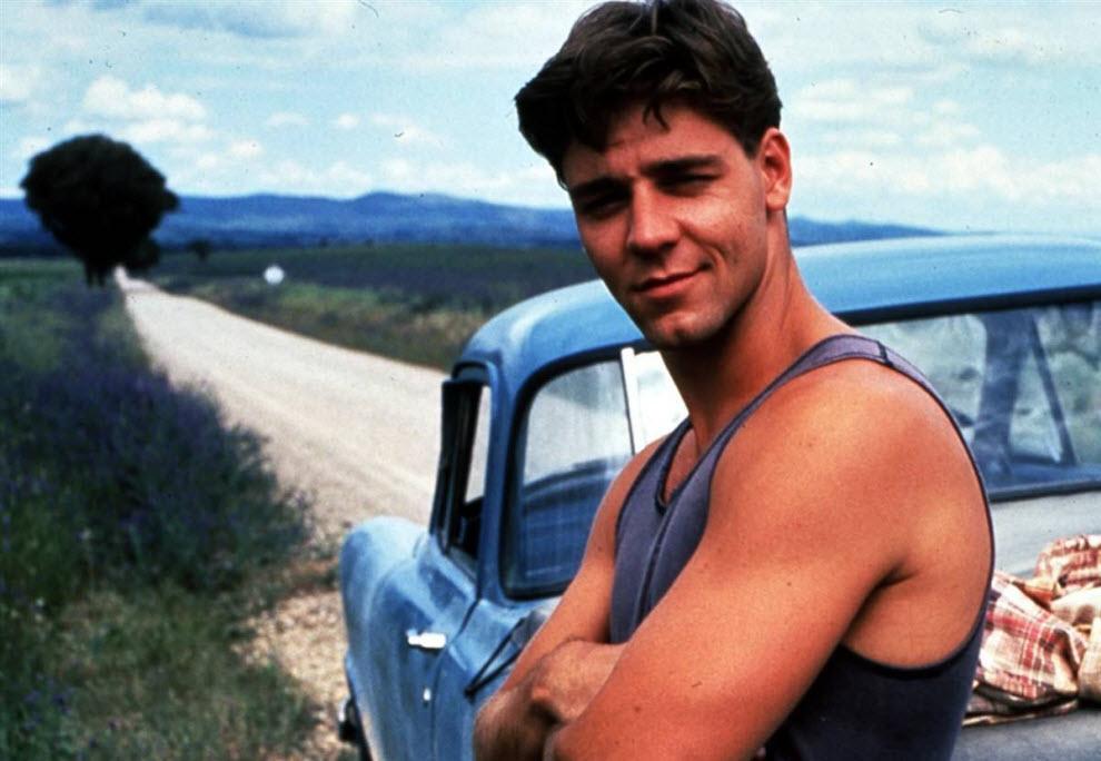 The Crossing (1990), ainda da fase na Nova Zelândia: seu primeiro protagonista