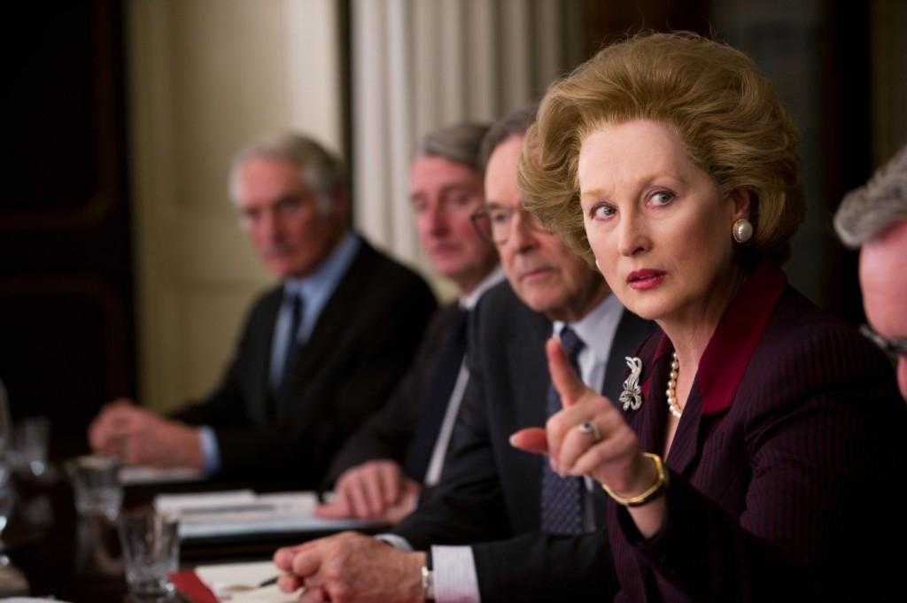A Dama de Ferro: segundo Oscar de melhor atriz interpretando Margaret Thatcher