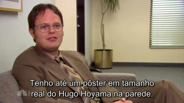 the office hugo hoyama
