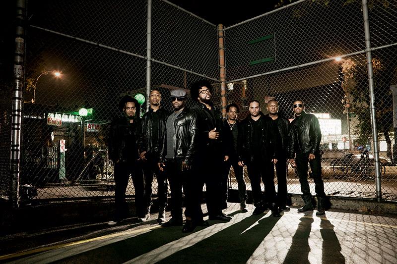 Os americanos do The Roots: um dos principais grupos de hip-hop do mundo, quesobe ao palco Smirnoff às 18h