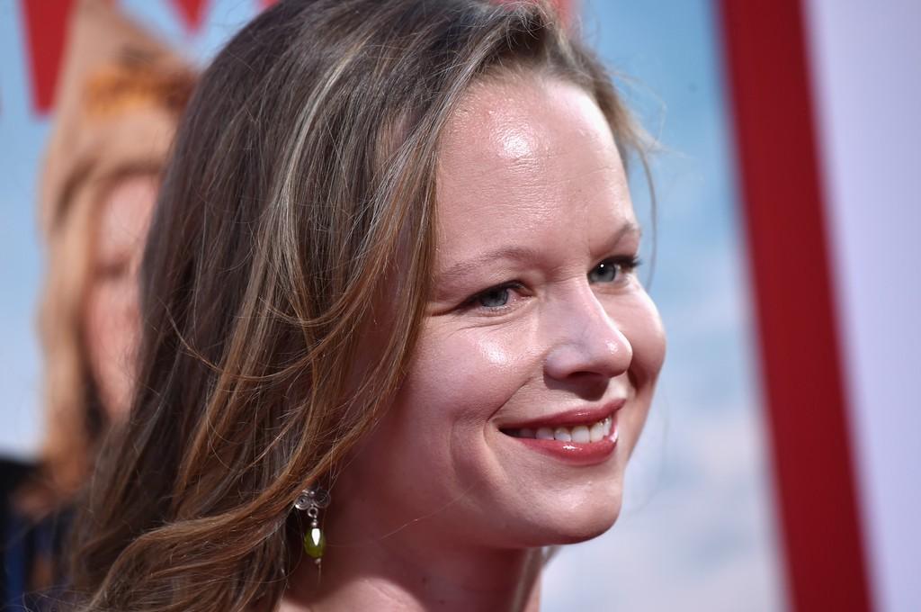 Thora Birch, 33 anos, atuou na série Colony