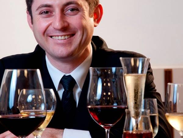 Locatelli: de garoto prodígio do vinho a sommelier premiado por VEJA COMER & BEBER (Foto: